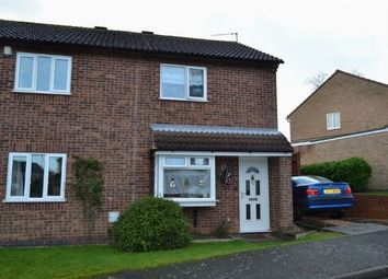 Thumbnail 2 bedroom semi-detached house to rent in Morgan Close, Rectory Farm, Northampton