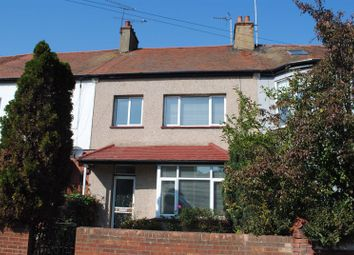 Cavendish Gardens, Westcliff-On-Sea SS0. 3 bed terraced house