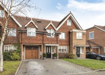4 bed terraced house for sale in Millers Close, Hersham Road, Walton On Thames KT12