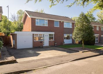 Thumbnail 4 bed detached house for sale in Cropwell Gardens, Radcliffe-On-Trent, Nottingham