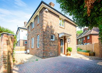 Thumbnail 3 bed detached house for sale in Alliance Road, London
