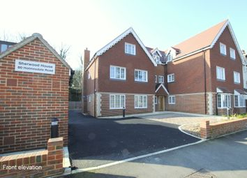 Thumbnail 2 bed flat to rent in Holmesdale Road, Reigate, Surrey