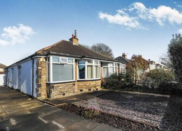 Thumbnail 3 bed semi-detached bungalow for sale in Galloway Lane, Stanningley, Pudsey