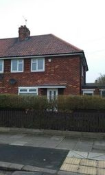 Thumbnail 3 bed semi-detached house to rent in Roworth Road, Thorntree, Middlesbrough