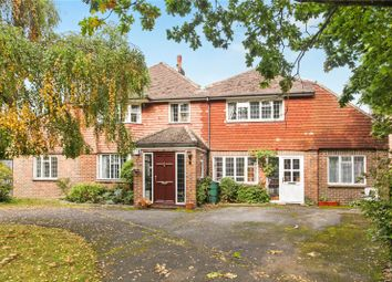 Thumbnail 5 bed detached house for sale in Boughton Hall Avenue, Send, Woking, Surrey