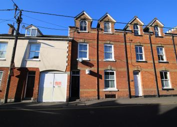 Thumbnail 1 bedroom flat for sale in Park Street, Tiverton