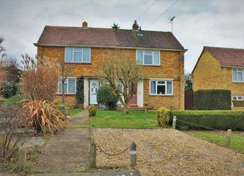 Thumbnail 2 bed semi-detached house for sale in Fox Road, Farnham