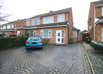 Thumbnail 3 bed semi-detached house for sale in Thorpedene Avenue, Hullbridge, Hockley