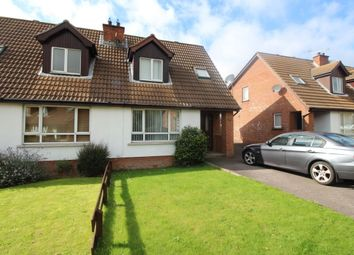 Thumbnail 3 bed semi-detached house for sale in Marlo Park, Bangor