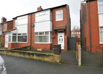 Thumbnail 3 bed semi-detached house for sale in Graham Road, Offerton, Stockport, Cheshire