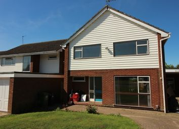 Thumbnail 1 bed flat to rent in Valley Road, Lillington, Leamington Spa
