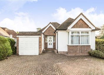Thumbnail 3 bed bungalow for sale in Monmouth Avenue, Kingston Upon Thames