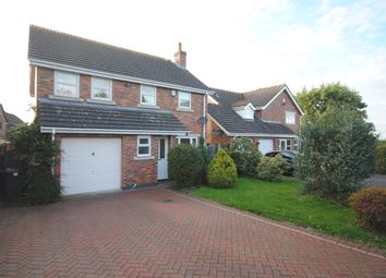 Thumbnail 4 bed detached house to rent in Glovers Way, Bratton, Telford