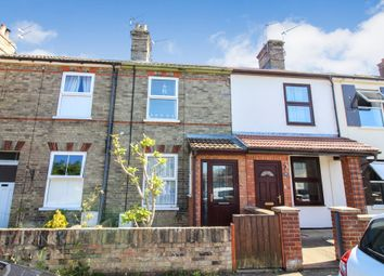 Thumbnail 2 bed semi-detached house for sale in Saxon Road, Pakefield, Lowestoft