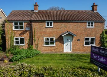 Thumbnail 6 bed detached house for sale in High Street, Maxey, Peterbrough