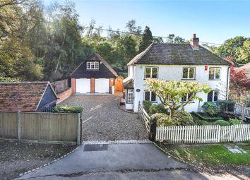 Thumbnail 4 bed detached house for sale in Sandy Lane, Wokingham, Berkshire