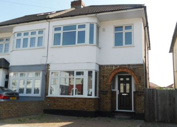 Thumbnail 3 bed detached house to rent in Jarrow Road, Chadwell Heath, Romford, Essex