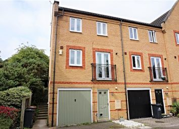 Thumbnail 4 bedroom town house for sale in Sagehayes Close, Ipswich