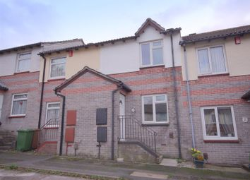 Thumbnail 2 bed terraced house to rent in Wright Close, Devonport, Plymouth