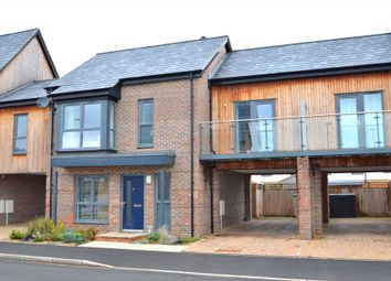 Thumbnail 4 bedroom terraced house for sale in Eclipse Avenue, Milton Keynes
