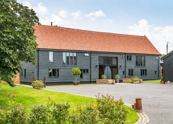 Thumbnail Detached house for sale in Bluegate Lane, Capel St. Mary, Ipswich