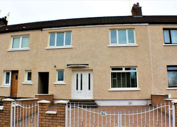 Thumbnail 4 bed terraced house for sale in Wyvis Avenue, Glasgow