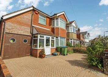 Thumbnail 5 bed semi-detached house for sale in Darlington Gardens, Upper Shirley, Southampton