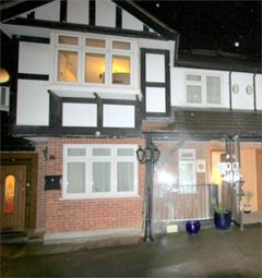 Thumbnail 1 bed flat to rent in Hilltop Gardens, London