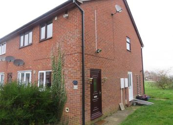 Thumbnail 1 bed flat for sale in Guillemot Lane, Wellingborough