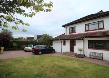 Thumbnail 4 bed detached house to rent in Bailie Drive, Bearsden, Glasgow