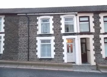 Thumbnail 3 bed terraced house to rent in New Road, Ynysybwl, Pontypridd