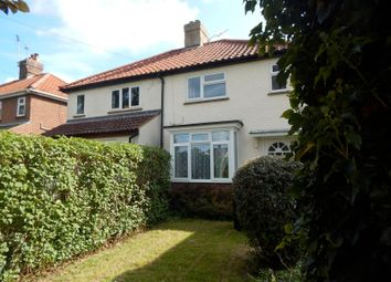 Thumbnail 3 bed semi-detached house to rent in Norwich Road, Costessey, Norwich