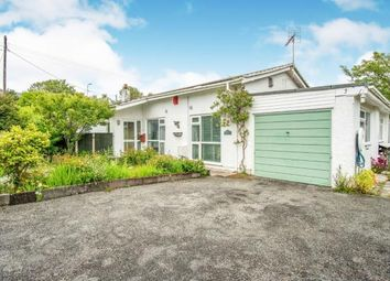 Thumbnail 3 bed bungalow for sale in Zealand Park, Caergeiliog, Holyhead, Anglesey