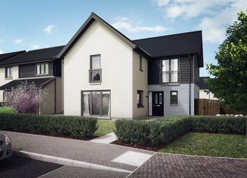 Thumbnail 4 bedroom detached house for sale in The Raeburn, Kinion Place, Aberdeen