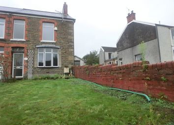 Thumbnail 2 bed terraced house to rent in Chemical Road, Morriston, Swansea