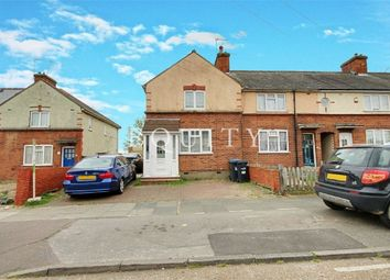 Thumbnail 4 bed end terrace house for sale in Barnard Road, Enfield
