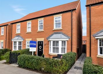 Thumbnail 3 bed semi-detached house for sale in Hazel Walk, Alford