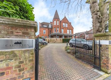Thumbnail 2 bed detached house for sale in Cadoxton Place, 29 Avenue Road, St. Albans, Hertfordshire