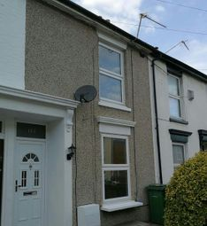 Thumbnail 3 bed terraced house for sale in Kingsley Road, Maidstone