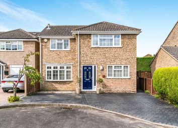 Thumbnail 4 bed detached house for sale in Charnwood Way, Blackfield, Southampton