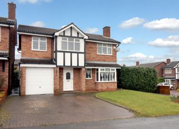 Thumbnail 4 bed detached house for sale in Dovestone, Tamworth