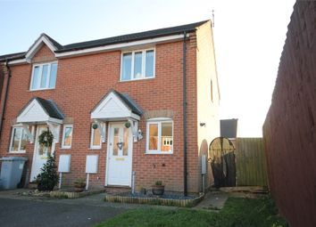 Thumbnail 2 bed semi-detached house for sale in Hayside Avenue, Balderton, Newark, Nottinghamshire.