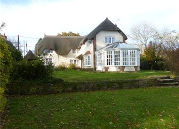 Thumbnail 5 bed detached house to rent in Gaunts Common, Wimborne, Dorset