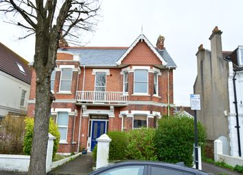 Thumbnail 3 bed maisonette to rent in Walsingham Road, Hove