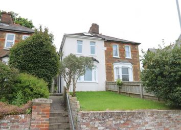 Thumbnail 4 bed semi-detached house for sale in Hughenden Road, High Wycombe