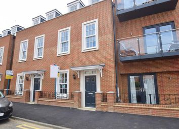 Thumbnail 4 bedroom town house for sale in Avenue Road, The Elements, Herne Bay, Kent