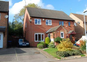 Thumbnail 3 bedroom semi-detached house for sale in Hillary Close, Ashby Fields, Daventry