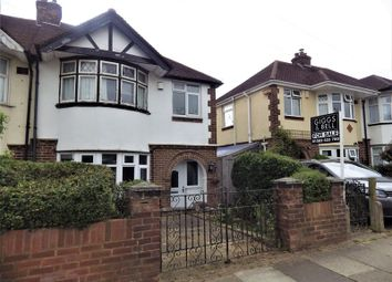 Thumbnail 3 bed semi-detached house for sale in Taunton Avenue, Luton