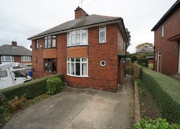 Thumbnail 3 bed semi-detached house for sale in Warminster Road, Norton Lees, Sheffield