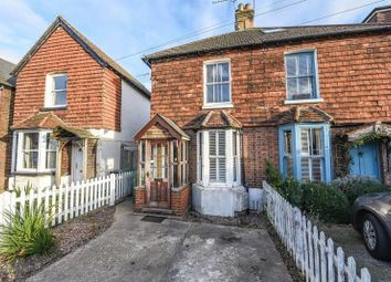 Thumbnail 2 bed semi-detached house for sale in Earlswood Road, Redhill